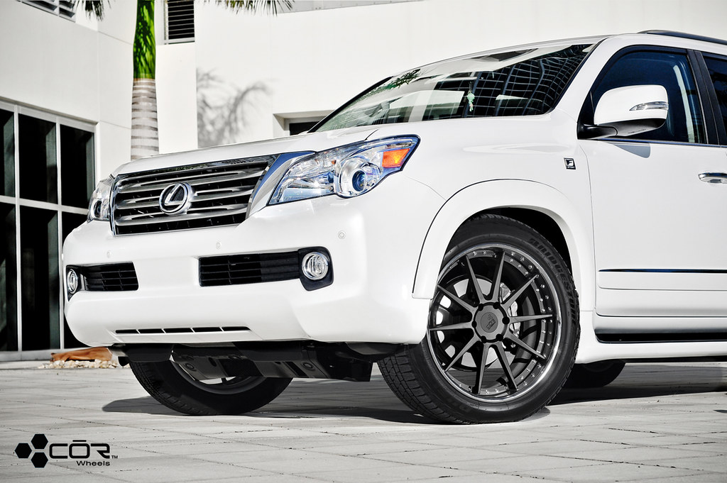 Lexus Gx 460 W Cor Cipher Forged Wheels For More Details O Flickr