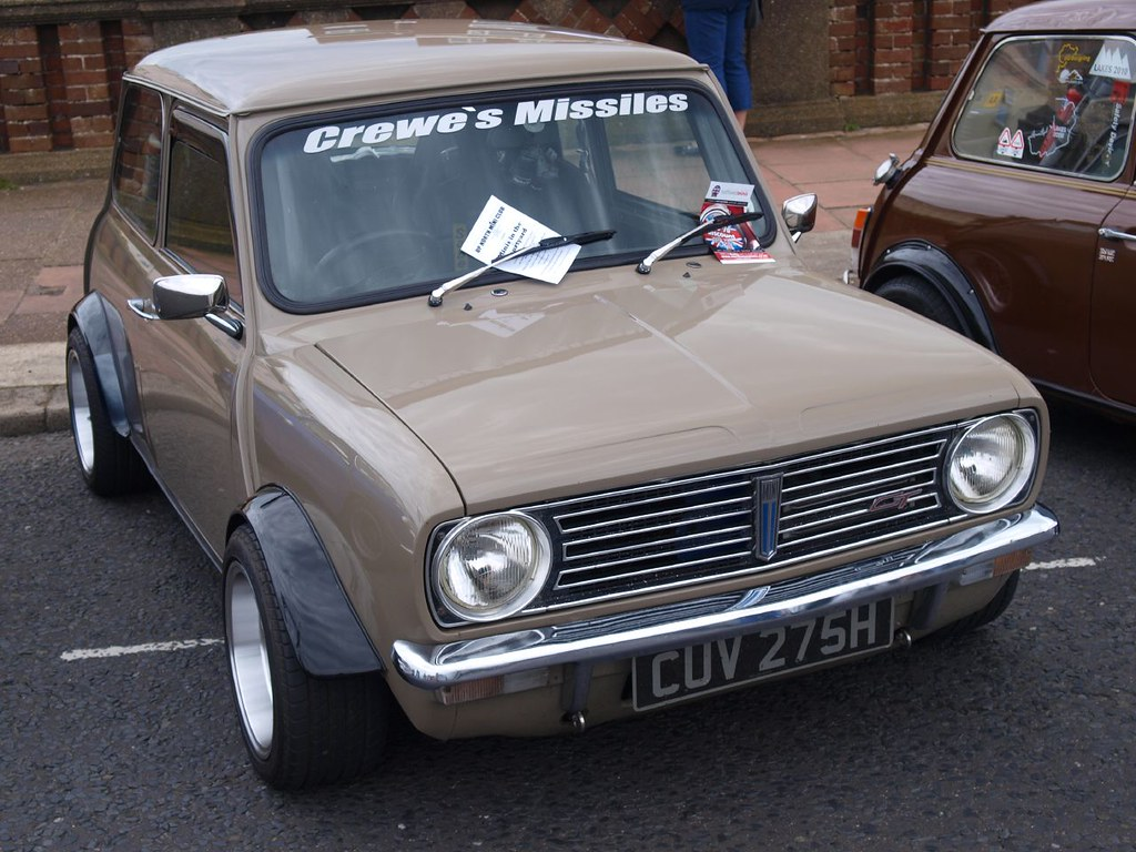 austin mini clubman 1969 austin mini clubman 1969 flickr. Black Bedroom Furniture Sets. Home Design Ideas