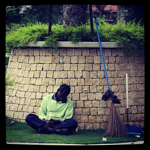 Sleeping meditation #instagram #cool_photos #instahub #igdaily #iphonesia #malaysia | by Unspun2006