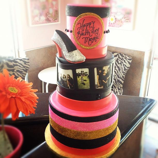 Happy Birthday Mayra Cake Birthday Thecakemamas Flickr
