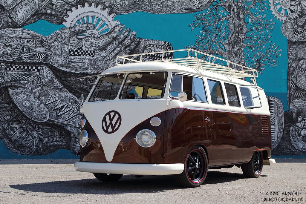 Counting Cars Volkswagen Bus Restored By Count S Kustoms