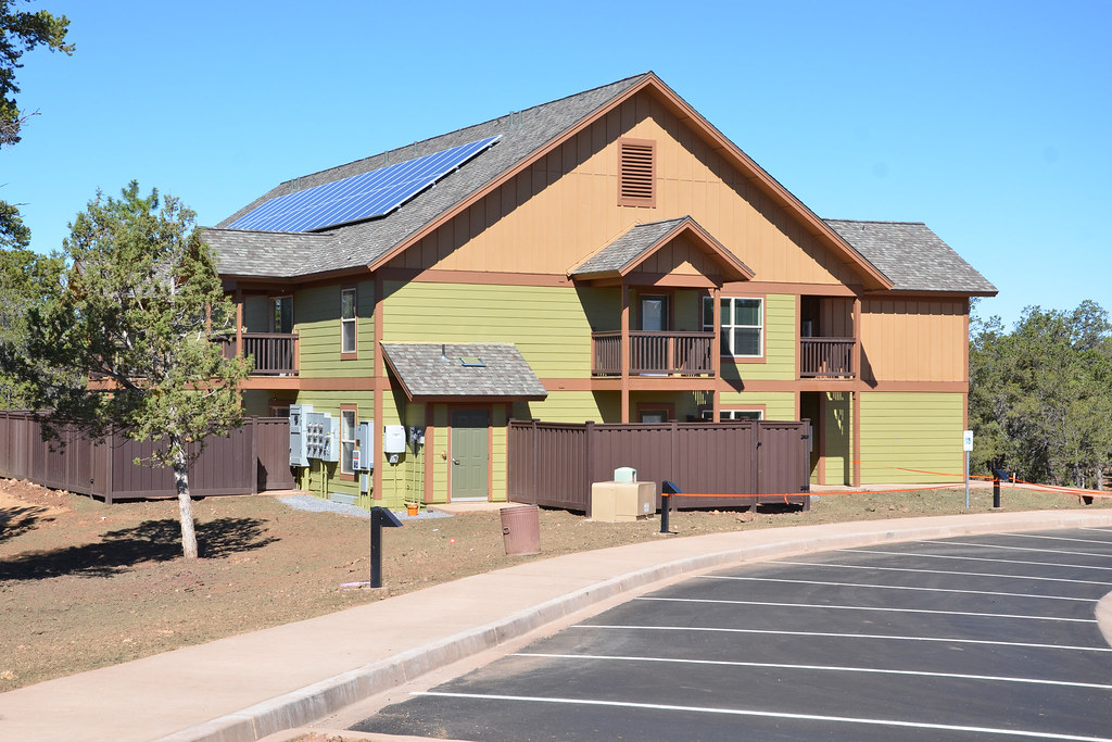 Grand Canyon Multi Family Housing 8201 In A Ribbon