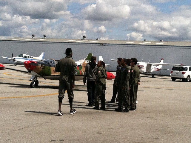 Escape routes teams at air combat usa photos by blogger for Ford motor company usa