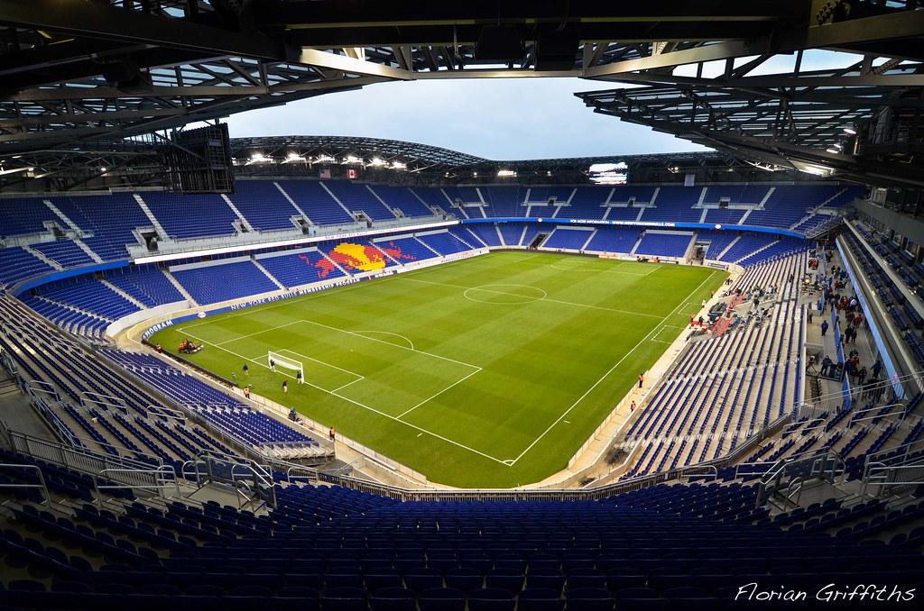 Red Bull Arena - New York Red Bulls Stadium - Harrison - N ...