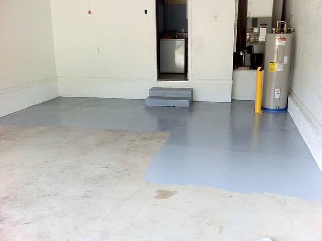 Rustoleum Metallic Garage Floor Paint
