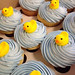 Yellow duckie cupcakes