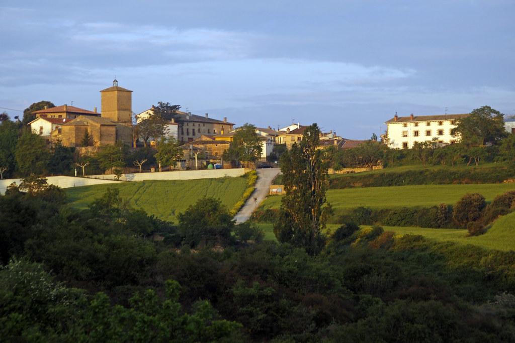 Azqueta, Navarra - Camino de Santiago