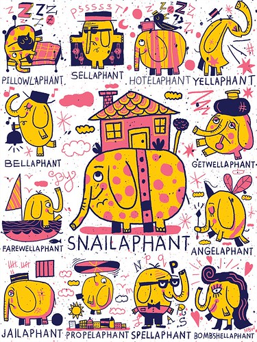 SNAILAPHANT | by Nate Williams (n8w)
