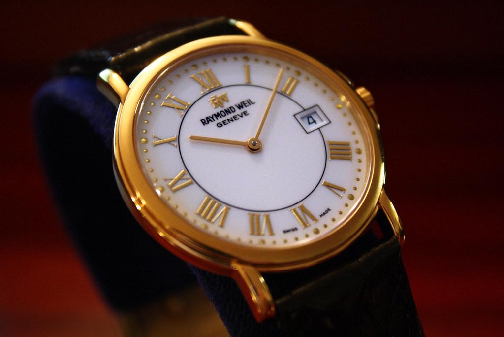 Только новые товары раздела «часы raymond weil».
