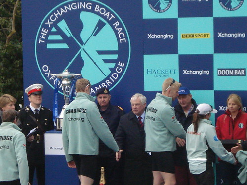 The Xchanging Boat Race 2011 | by www.icon-world.com