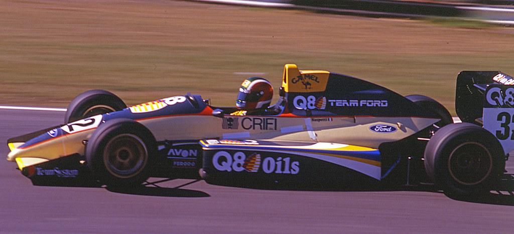 32 Emanuele Naspetti F3000 Roni Q8 Racing Reynard Coswor