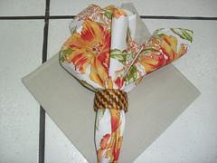 napkin tissue guardanapo de tecido by La favelle by Anaclaudia Antunes