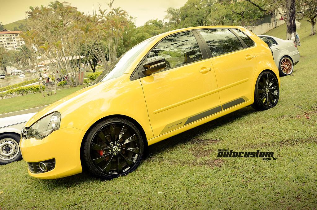 Volkswagen Polo Fotos Desse Evento Www Autocustom Com