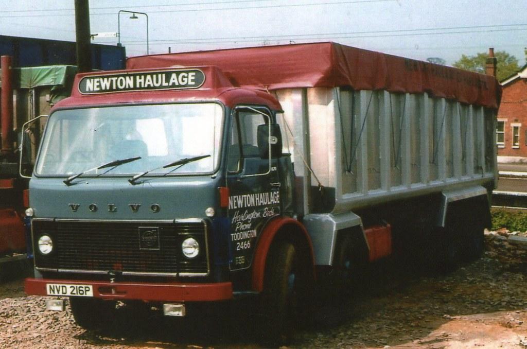 Newton Haulage Volvo F86 Newton Haulage Toddington