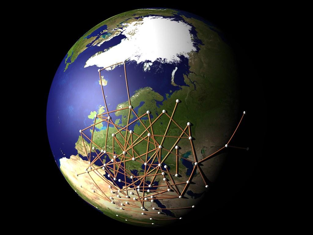 Global Network | fdecomite | Flickr