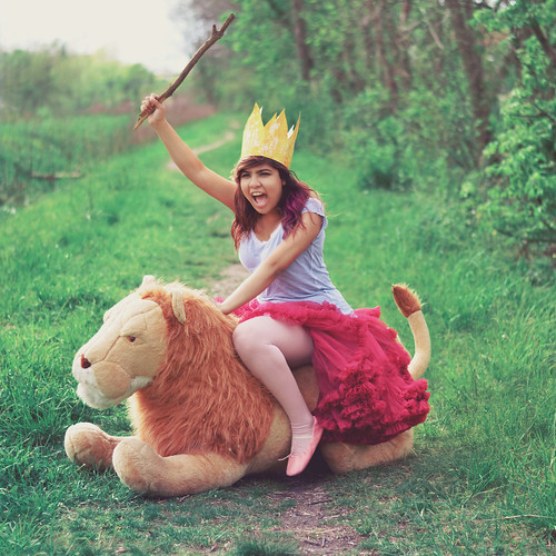 Queen of the Jungle - 108/366 | by Glenda Lissette