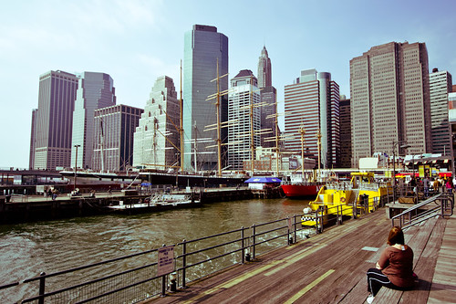 NYC: seaport | by latigi
