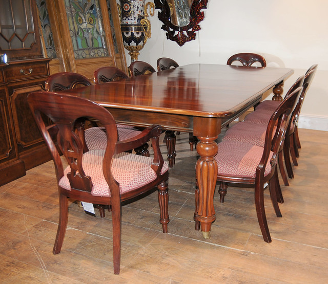 Victorian Dining Room Table: Victorian Dining Room Table And Chairs Www