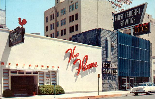 Vintage Phoenix Arizona 1950 S Flickr Photo Sharing