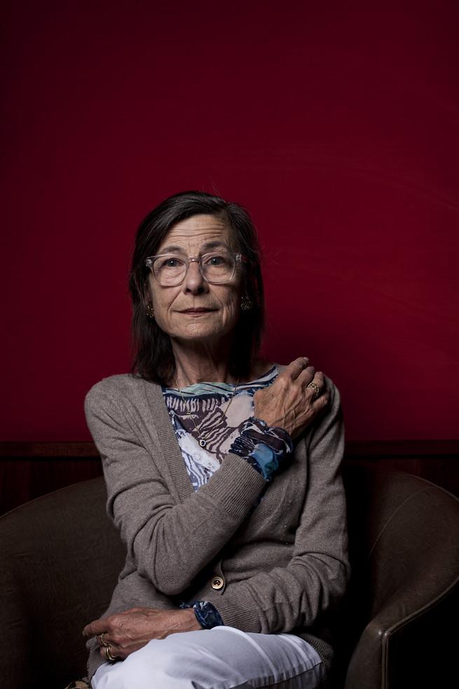Judith Miller, fotografía de Guillemo Giansanti (2011)