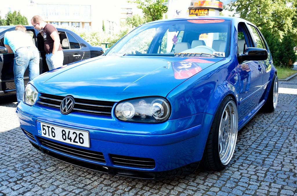 Volkswagen Golf Mk4 Tuning Thomas T Flickr
