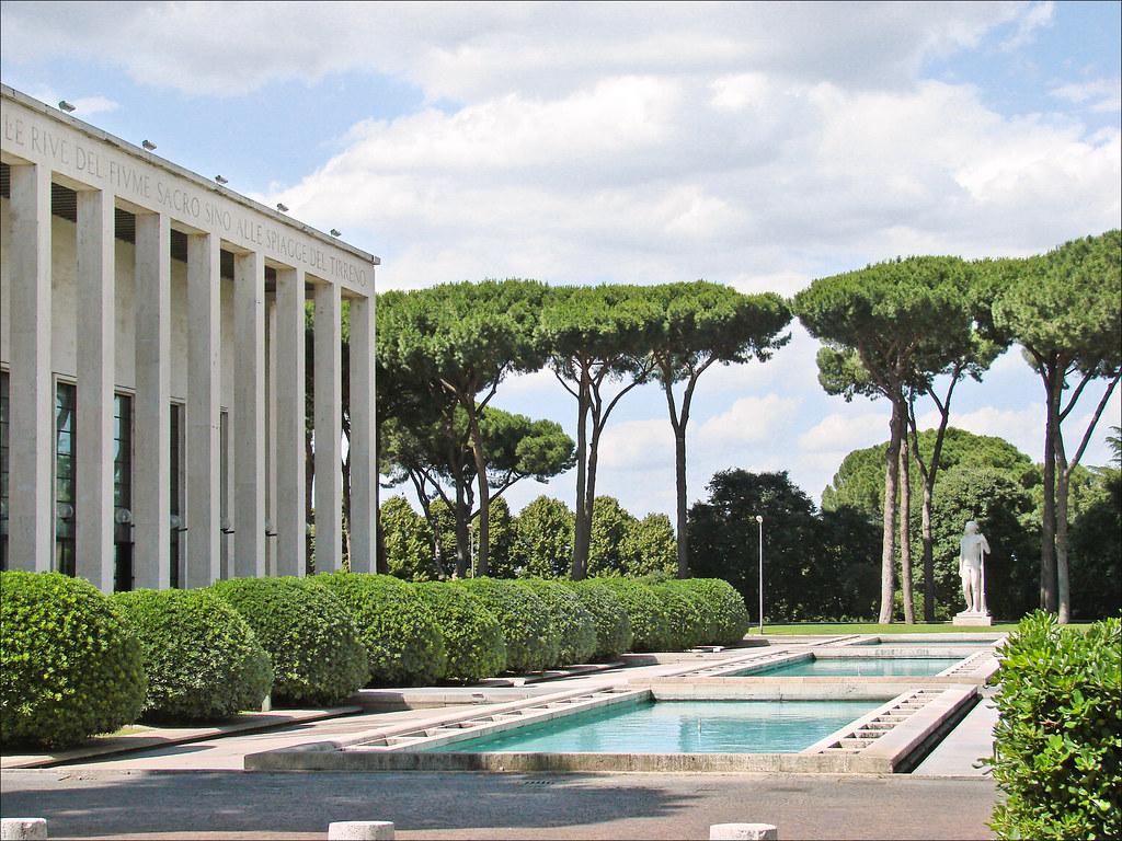 palazzo degli uffici eur rome le palazzo degli uffici