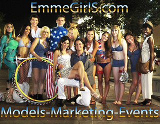 EmmeGirls Models Marketing Events at Sequoia Georgetown Waterfront DC | by EmmeGirls