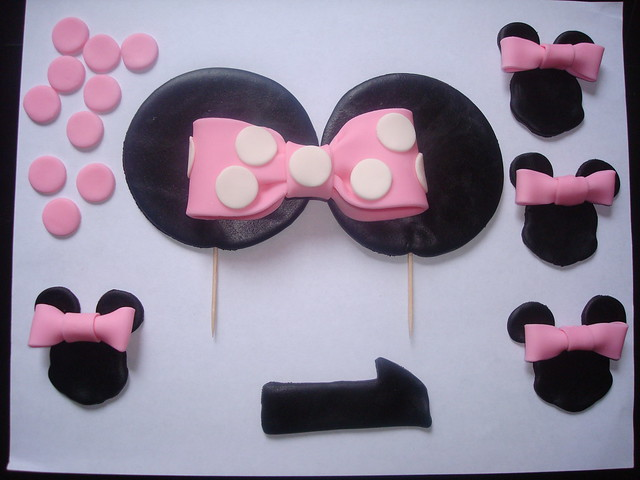 Minnie Mouse Cake Topper Images : Minnie Mouse Smash Cake Topper Flickr - Photo Sharing!