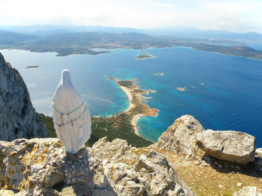 Island to Olbia name