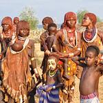 Ethiopia, Konso girl