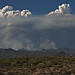 Sunflower Fire - Arizona - May 15, 2012