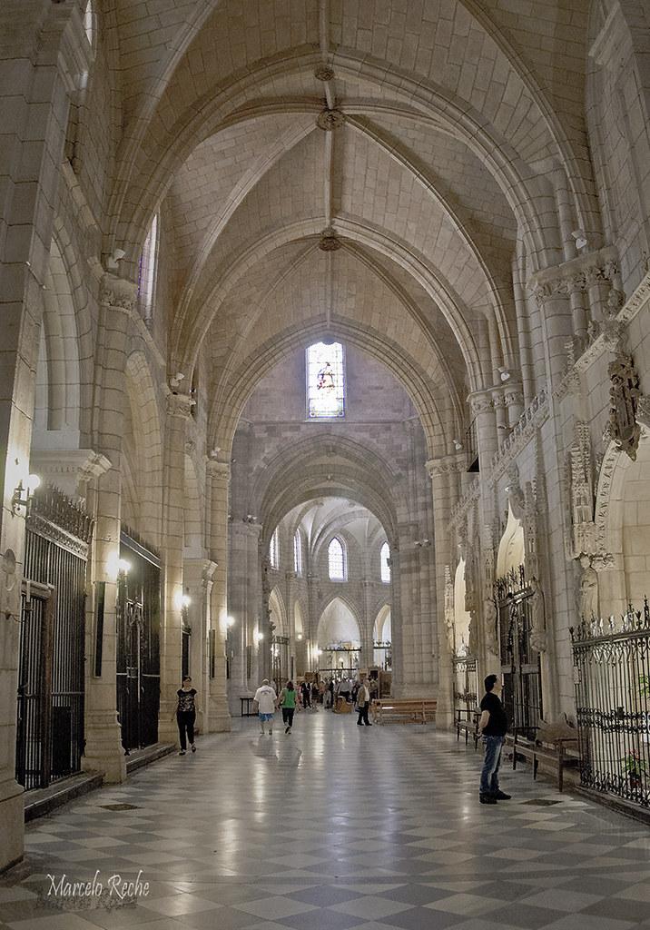 Interior de Catedral de Murcia | Quedada nikonistas Murcia ...