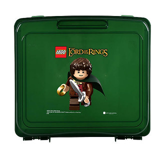 LEGO Lord of the Rings Project Case | by fbtb