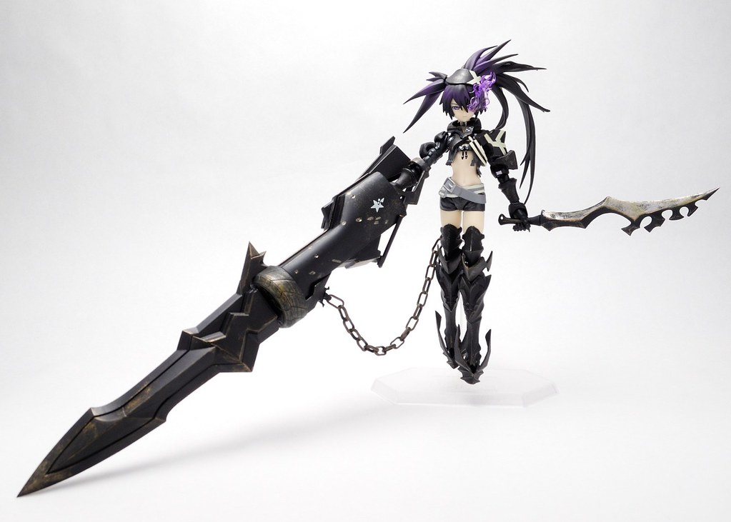[figma] Insane Black Rock Shooter (3) | wata1219 | Flickr
