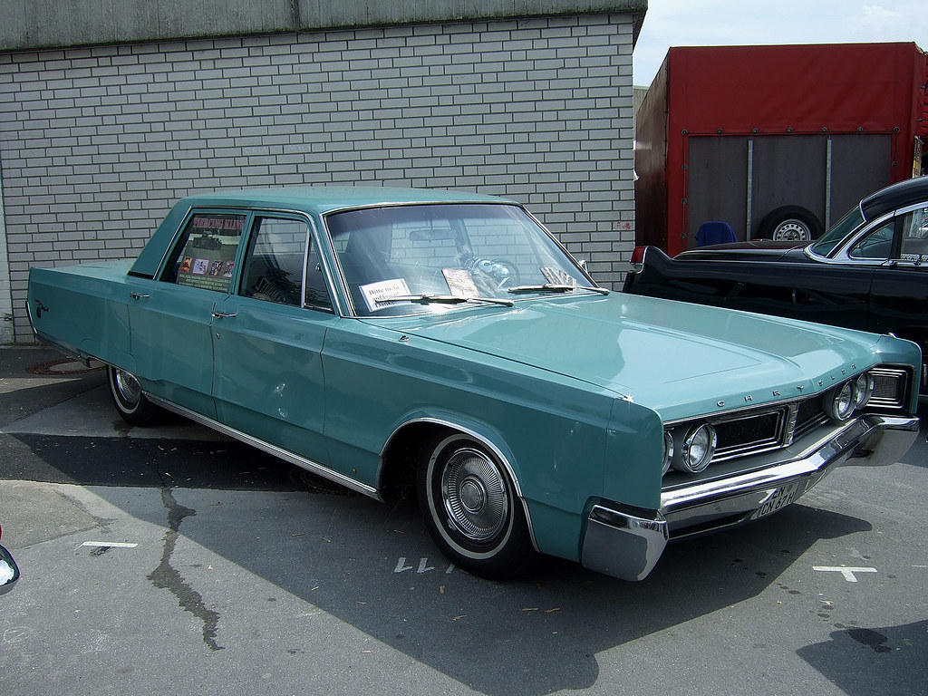 Chrysler For Sale >> 1967 Chrysler Newport 4-Door Sedan | Opron | Flickr