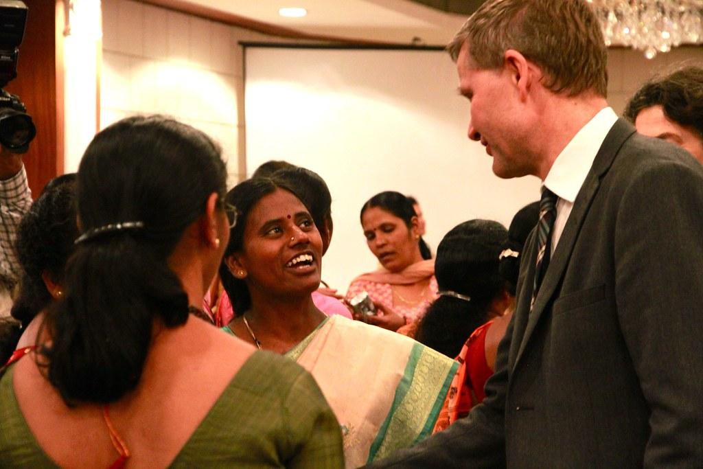 Gifhorn møter kvinner