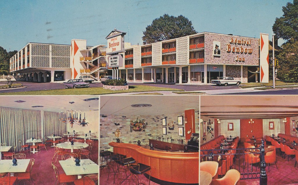 Admiral benbow inn memphis tennessee 1220 union ave for New hotels in memphis tn