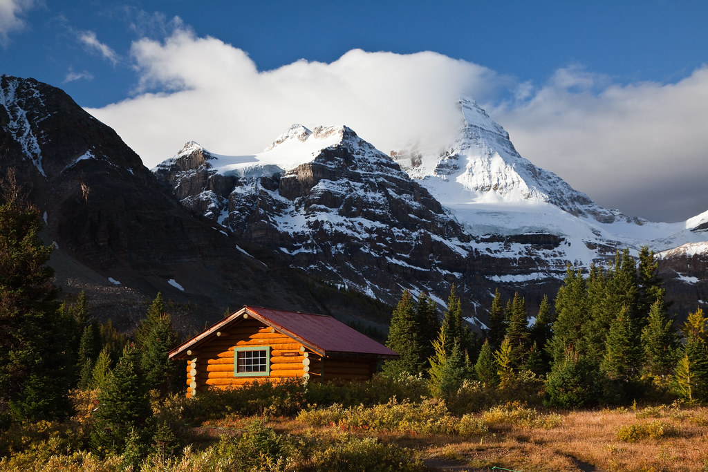 Assiniboine Cabin At Mount Assiniboine Lodge Assiniboine