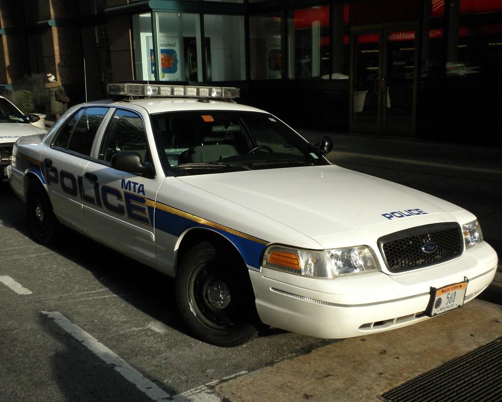 mta police car grand central station midtown new york c flickr. Black Bedroom Furniture Sets. Home Design Ideas