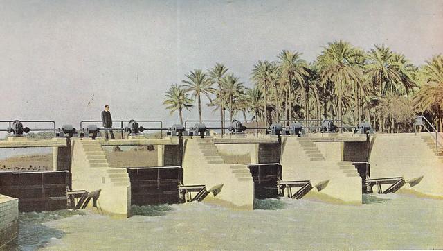 Al-masaeb Water Project 1957