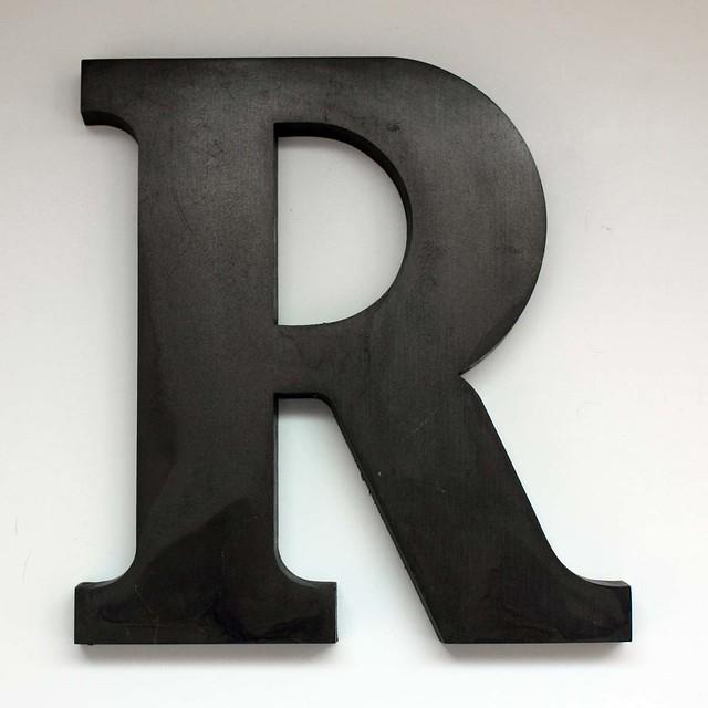 image letter r - photo #17