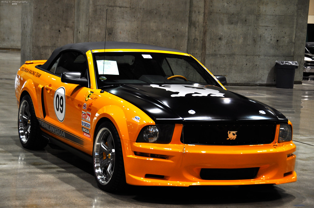 Shelby Terlingua Mustang Shelby Built Car Based Off Of