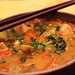 Rainbow Curry Chicken Stew
