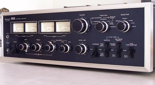 sansui qa 7000 quadraphonic amplifier please visit Surround Sound Amplifier Pioneer Quadraphonic Amplifier