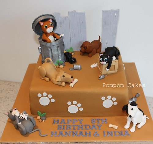 Cakes For Dogs