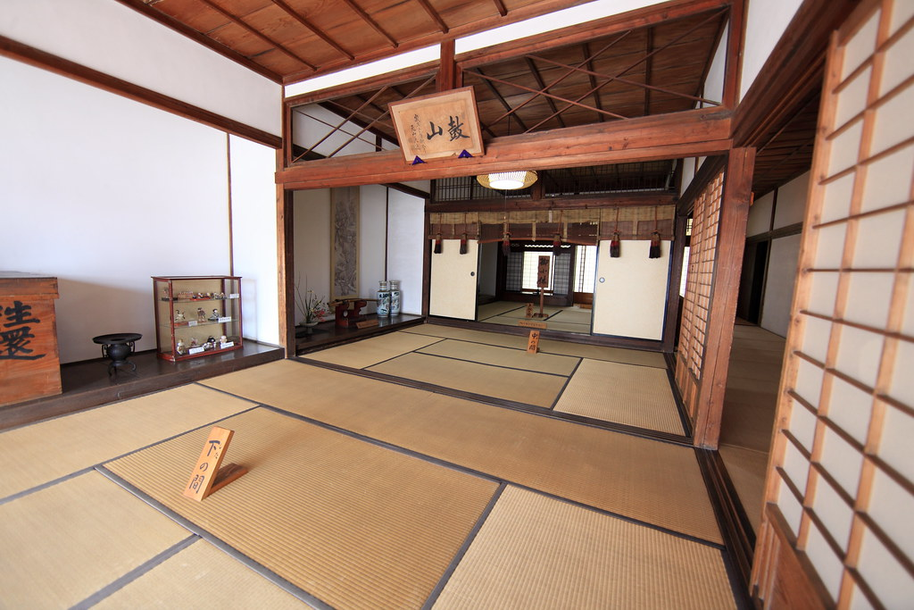 Japanese Traditional Houses Japanese Traditional Style