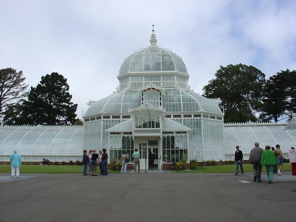 San Francisco Botanical Garden Greenhouse San Francisco 2 Fdo Ambriz Flickr