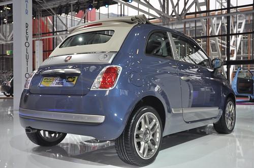 Fiat 500c By Diesel 2010 Bologna Motor Show Flickr
