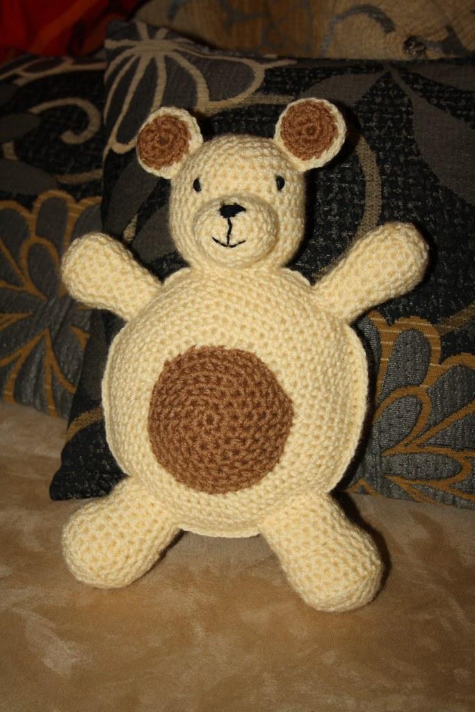 Kuschelkissen Teddy Queen Of Needles Flickr