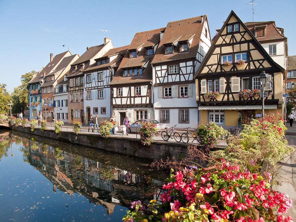 Colmar quai de la poissonnerie en octobre 2010 office de tourisme de colmar flickr - Mulhouse office du tourisme ...